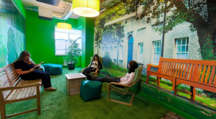 Google office in dublin
